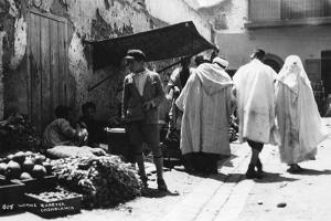 Street Scene, Casablanca, Morocco, C1920s-C1930s