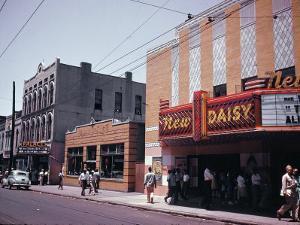 Street Scene in Memphis