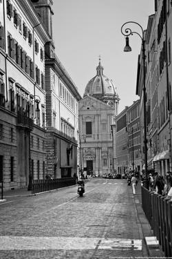 Street Scene Rome Italy