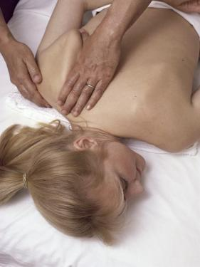 Stress Relieving Massage