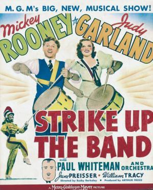 Strike Up the Band, 1940