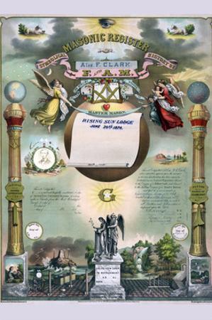 Symbols - Masonic Register
