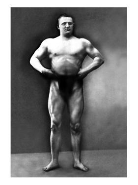 Strongman Pose