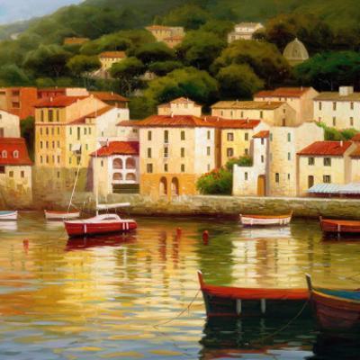 Le Vieux Port by Stu Brity