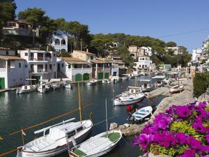 Cala Figuera, Mallorca (Majorca), Balearic Islands, Spain, Mediterranean, Europe by Stuart Black