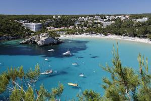 Cala Galdana, Menorca, Balearic Islands, Spain, Mediterranean by Stuart Black