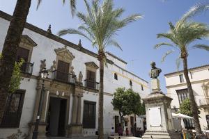 Casa de la Riva Domecq, Rafael Rivero Square, Jerez de la Frontera, Cadiz province, Andalucia, Spai by Stuart Black