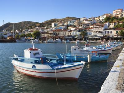 Harbour View, Pythagorion, Samos, Aegean Islands, Greece by Stuart Black