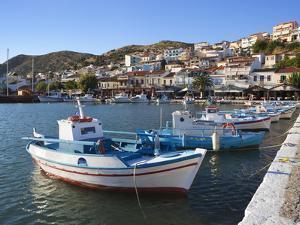 Harbour View, Pythagorion, Samos, Aegean Islands, Greece by Stuart Black