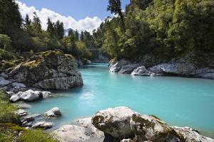 Hokitika Gorge, Hokitika, West Coast, South Island, New Zealand, Pacific by Stuart Black