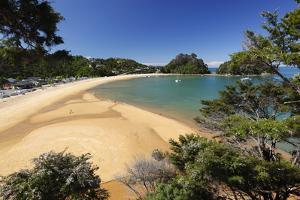 Kaiteriteri Beach, Kaiteriteri, Nelson Region, South Island, New Zealand, Pacific by Stuart Black