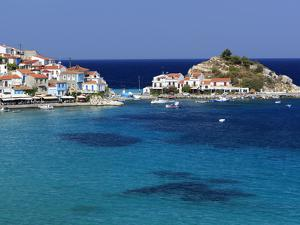 Kokkari, Samos, Aegean Islands, Greece by Stuart Black