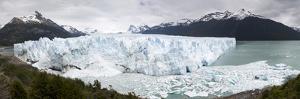 Perito Moreno Glacier on Lago Argentino, El Calafate, Parque Nacional Los Glaciares, UNESCO World H by Stuart Black