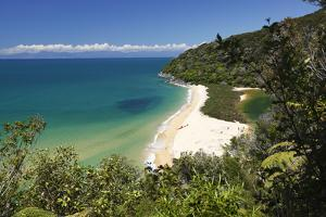 Sandfly Bay, Abel Tasman National Park, Nelson Region, South Island, New Zealand, Pacific by Stuart Black