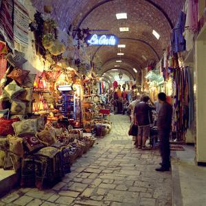 The Medina, Sousse, the Sahel, Tunisia, North Africa, Africa by Stuart Black