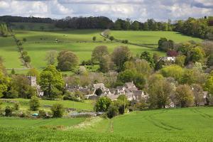 Upper Slaughter, Cotswolds, Gloucestershire, England, United Kingdom, Europe by Stuart Black
