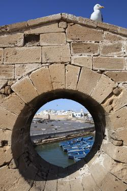 View to the Ramparts and Medina from the Old Fort by Stuart Black