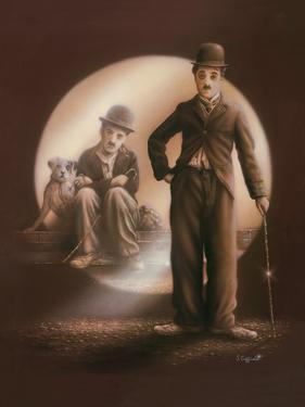 Charlie Chaplin by Stuart Coffield