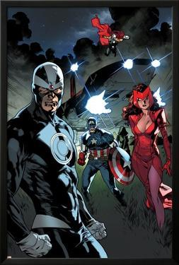 All-New X-Men #11 Featuring Havok, Scarlet Witch, Captain America, Thor, Rogue by Stuart Immonen