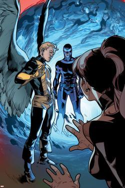 All-New X-Men #11 Featuring Magneto, Angel by Stuart Immonen