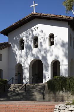 Old Mission San Luis Obispo De Tolosa by Stuart