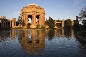 Palace of Fine Arts, San Francisco, California, United States of America, North America by Stuart