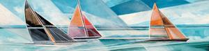 Boat Banner by Stuart Roy