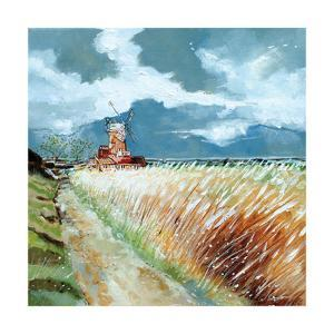 Cley Windmill by Stuart Roy