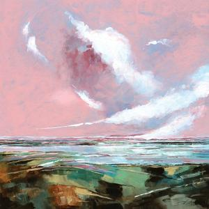 Pink Skies I by Stuart Roy