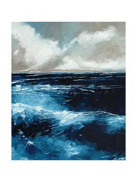 Rolling Sea by Stuart Roy