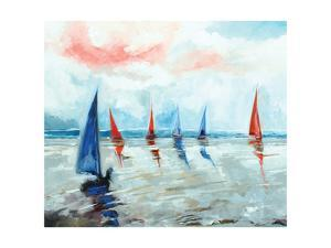 Sailing Boats Regatta by Stuart Roy