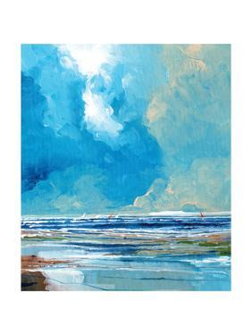 Sea View on Board 1 by Stuart Roy