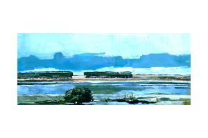 Seascape XII by Stuart Roy