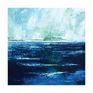 Storm at Sea by Stuart Roy