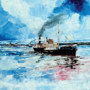 Tramp Steamer by Stuart Roy