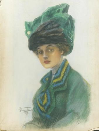 Vogue - January 1910