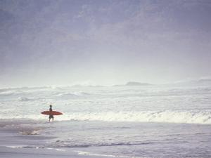 Cocoa Beach Surfer, Florida, USA by Stuart Westmoreland