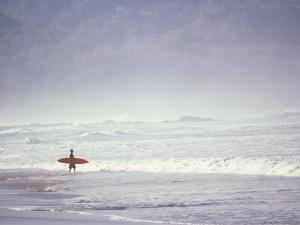 Cocoa Beach Surfer, Florida, USA by Stuart Westmoreland
