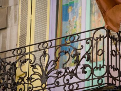 Old City Building Details, Montevideo, Uruguay by Stuart Westmoreland