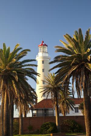 East Point Lighthouse, Punta Del Este, Uruguay, South America by Stuart Westmorland