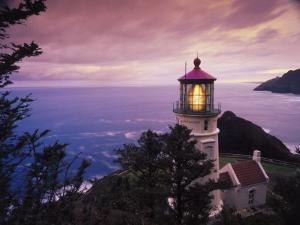 Heceta Head Lighthouse, Oregon Coast by Stuart Westmorland