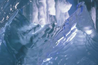 Ice Formation, Tracy Arm, Alaska Inside Passage by Stuart Westmorland