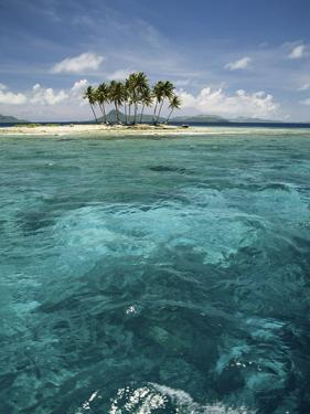Micronesia, Idyllic Tropical Island Near Dublon Island by Stuart Westmorland