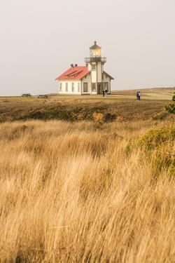 Point Cabrillo Lighthouse and Marine Preserve, Mendocino, California, USA by Stuart Westmorland