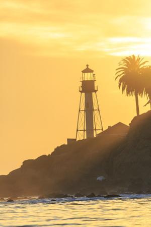 Point Loma Lighthouse, Point Loma, San Diego, California, USA by Stuart Westmorland