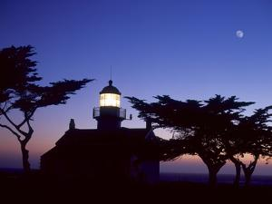 Point Pinos Lighthouse, Pacific Grove, Monterey, California by Stuart Westmorland