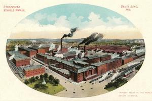 Studebaker Works, South Bend