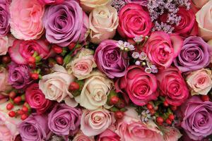 Pastel Wedding Flowers by Studio Porto Sabbia