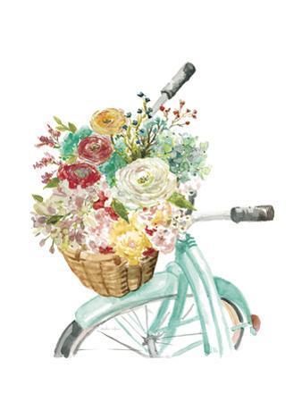 Basket and Bike by Studio Rofino