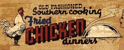 Retro Diner Chicken by Studio Voltaire